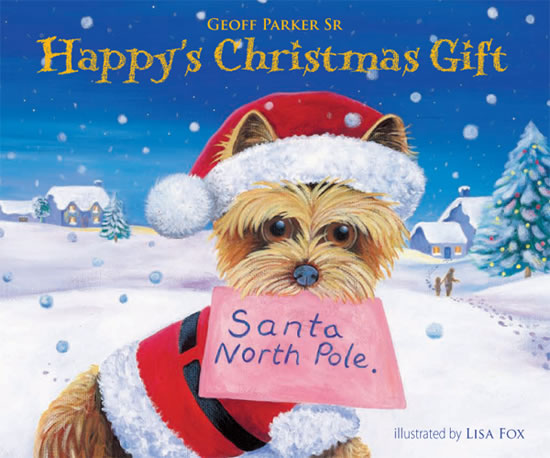 A Gift For Christmas Story.Happy S Christmas Gift Christmas Story Book For Children